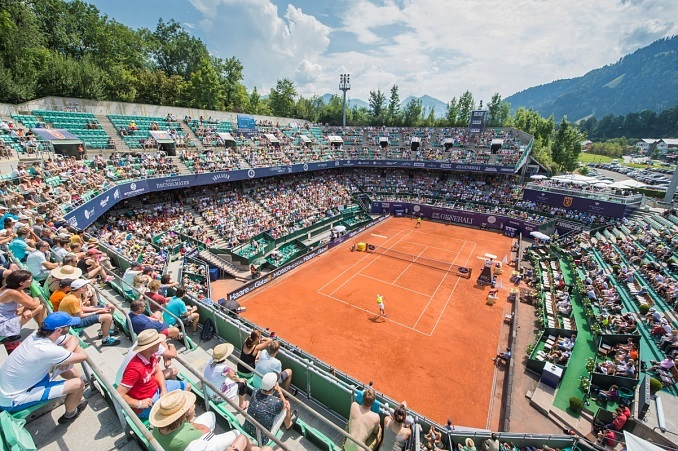Tennisstadion - Website